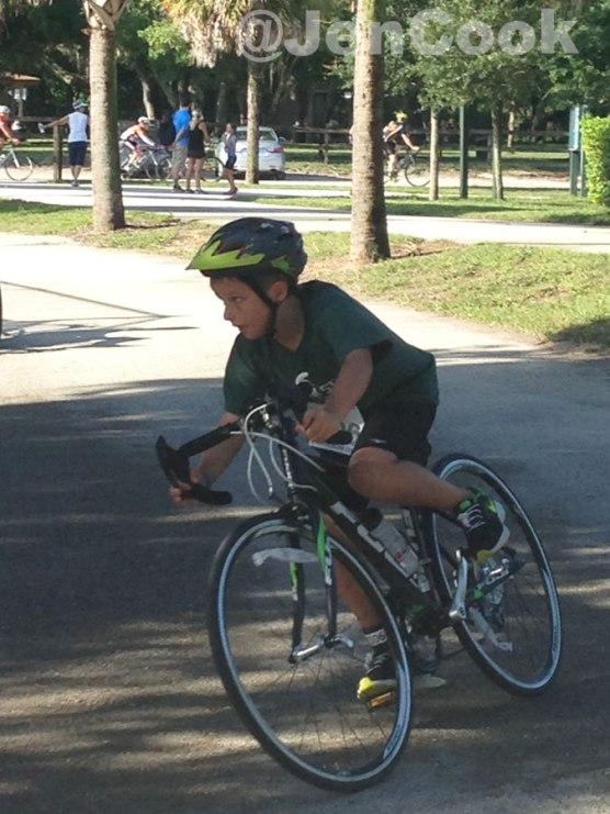 Blanchard Park Triathlon